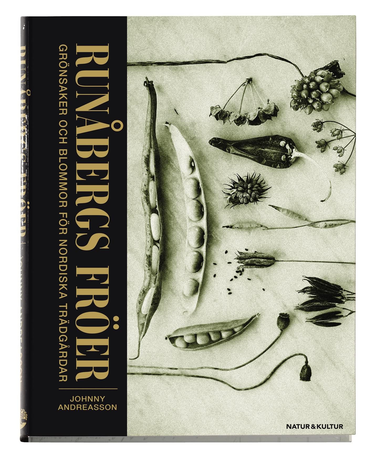 Boken om Runåbergs fröer skriven av Johnny Andreasson (Natur& Kultur) bilden är publicerad med tillstånd från förlaget. Illustrationer av Katy Kimbell.
