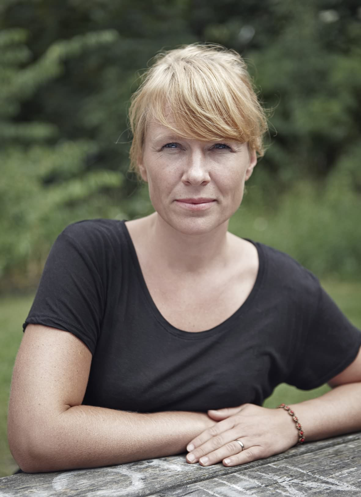 Trädgårdarkitekt Anna Lundberg